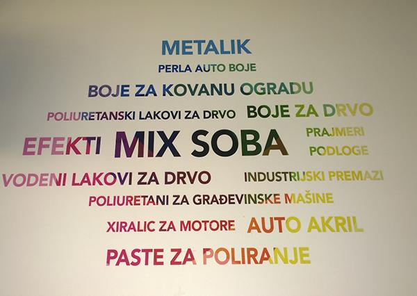 Auto Mix soba – Čikarić Požega